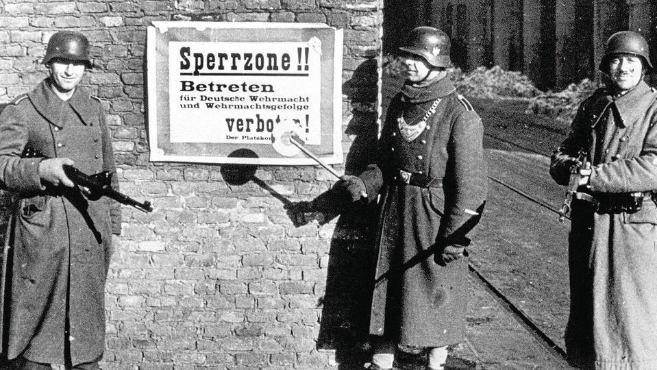 Stragi e deportazioni nazifasciste