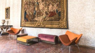 """""""French touch"""" a Palazzo Farnese, porte aperte ai designer"""