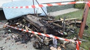 Boissano: incendio nella stanza da letto, due anziani intossicati e ustionati