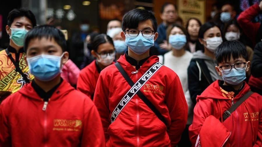 Coronavirus: i contagi in Cina e nel mondo salgono a quasi 12 mila, 259 morti