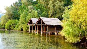 Le palafitte del lago di Viverone festeggiano dieci anni nel segno dell'Unesco