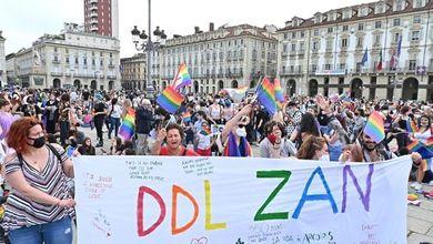 Gli italiani vogliono il ddl Zan. Anche a destra