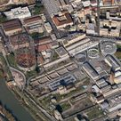 Stadio della Roma, vicino al vecchio Campo Testaccio