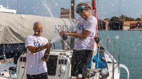 Marina Militare Nastro Rosa, a Rossi-D'Alì il titolo iridato double mixed offshore