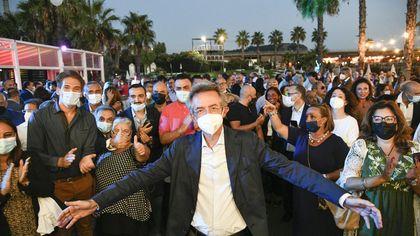 La campagna elettorale di Manfredi, da Conte a Letta tutti a Napoli per l'ex rettore