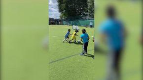 L'Arsenal scopre un talento a quattro anni, la recluta più giovane di sempre
