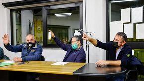 Al via senza intoppi il Consiglio comunale di Suno con i tre consiglieri di Forza Nuova