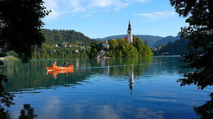 48 ore a... La Slovenia e le foto più belle