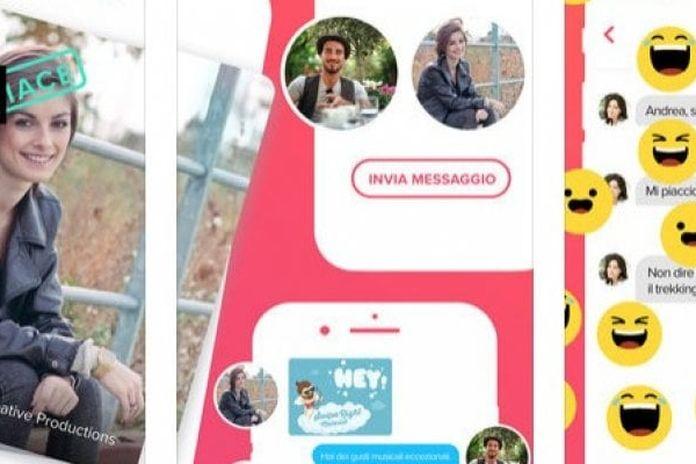 studente di College dating app come sapere se qualcuno è su siti di incontri