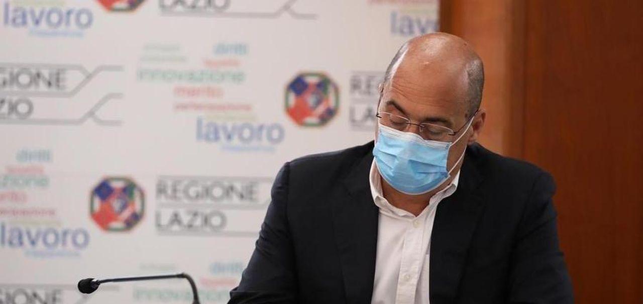 Covid La Nuova Ordinanza Della Regione Lazio Coprifuoco Da Mezzanotte Alle 5 La Stampa