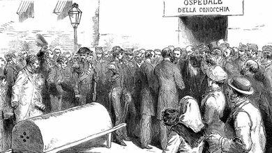 Il colera di Napoli al tempo dei Borboni