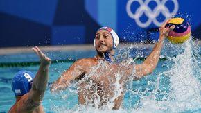 Il Settebello delude, poi rimonta: 6-6 con la Grecia