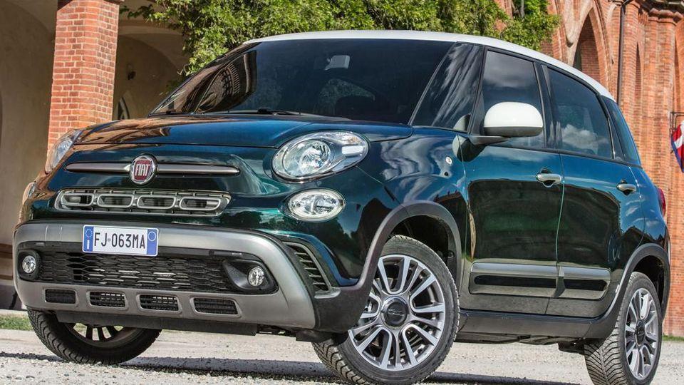 La Nuova Fiat 500l E Piu Ricca E Piu Crossover La Stampa