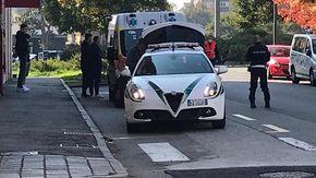 Ragazza investita in viale Roma a Biella, portata in ospedale: non è grave