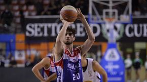 Basket, l'Edilnol (senza Hasbrouck) si schianta a Udine: i friuliani vincono 88-59