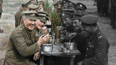 Peter Jackson dà la parola alla Prima guerra mondiale. Con un'opera senza precedenti