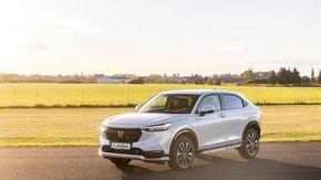 Honda HR-V e:HEV, la prova - look alla moda e sistema ibrido super efficiente