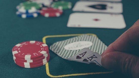 Sale da poker roma