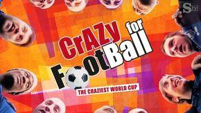 """Sergio Castellitto in """"Crazy for Football"""": il calcio è una terapia per il reinserimento sociale, parola del """"padre di Totti"""""""
