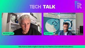 Tech Talk, startup edition: Ivo Marino di Cervellotik Education