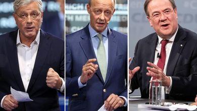 Chi sono i tre aspiranti alla successione di Angela Merkel in Germania
