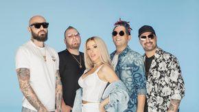 """Il successo di Boomdabash con Baby K: """"Mohicani"""" è disco di platino"""