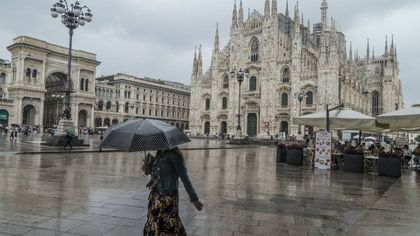 Lombardia, fine estate all'insegna del maltempo: nubifragi e allagamenti colpiscono il Varesotto