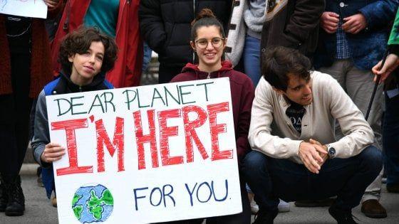 L'attivista Greta Thunberg in Italia, incontrerà Papa Francesco