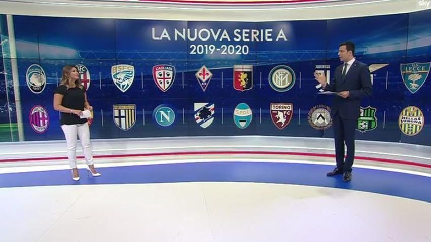 Fiera Di Brescia Calendario 2020.Calendario Di Serie A 2019 2020 La Juve Debutta A Parma Poi