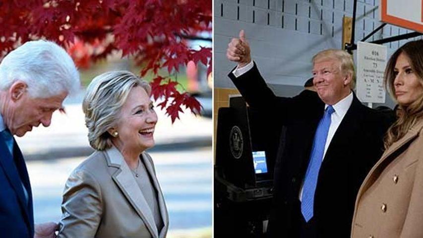 Donald Trump Eletto Presidente Degli Stati Uniti Hillary Clinton Lo Chiama E Gli Concede La Vittoria La Stampa