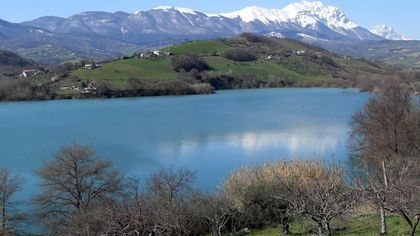 Riserva naturale Lago di Penne: le immagini