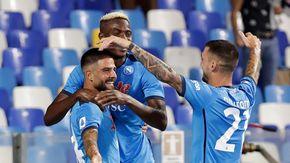 Napoli rullo compressore, steso anche il Cagliari 2-0. Spalletti in testa a punteggio pieno