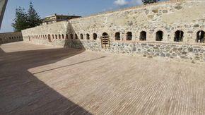 A Sanremo il Forte di Santa Tecla apre le porte per le Giornate del Patrimonio