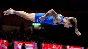 Mondiali di ginnastica, Bartolini al corpo libero vince un oro storico: mancava da 108 anni