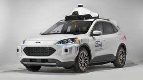 Ford lancia il primo servizio di taxi a guida autonoma negli Stati Uniti