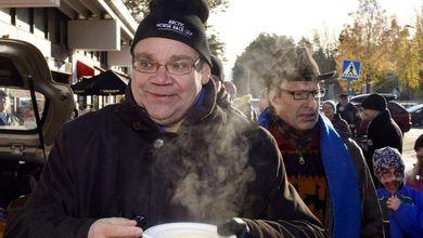 Timo Soini (Veri Finlandesi). Il finlandese che piace al Tea Party