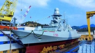 L'Italia vende nuove armi e altre navi da guerra all'Egitto