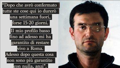 Mafia Capitale, il terrore del testimone: