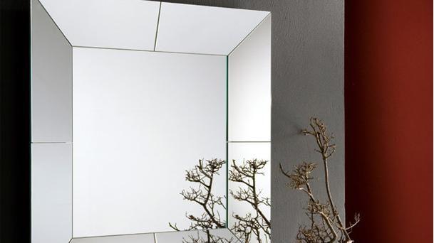 Specchi Moderni Senza Cornice.Arredare Con Gli Specchi La Stampa