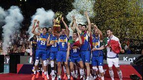 """L'Italia è campione d'Europa, l'allenatore De Giorgi: """"La vittoria ci dà fiducia, puntiamo alle Olimpiadi di Parigi"""""""