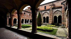 Musica antica, arpe celtiche e rete del Romanico all'Abbazia di Vezzolano