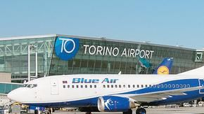 Blue Air anticipates the reopening of flights from Turin Caselle airport: from 15