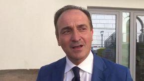 """Novara, il governatore Cirio al processo Eternit: """"Ferita ancora aperta, va fatta giustizia"""""""