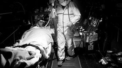 Gli aerei della salvezza che portano i malati di Covid dove c'è una terapia intensiva