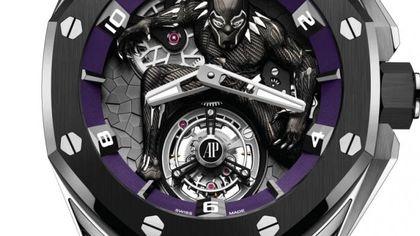L'orologio di lusso dedicato al Supereroe Marvel