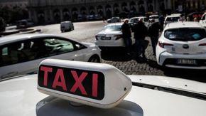 Taxi, venerdì sciopero nazionale dalle 8 alle 22