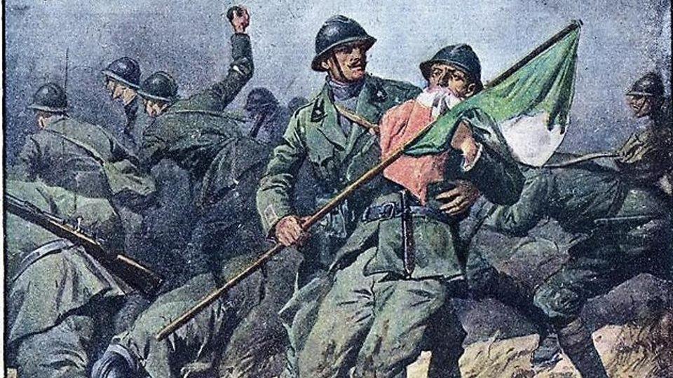orologio più alla moda scarpe di separazione Cento anni dei più audaci soldati della Grande Guerra - La ...