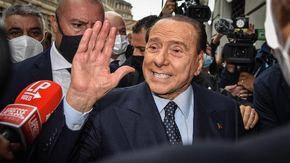 """Berlusconi: """"Draghi al Colle sarebbe ottimo, ma come premier piu' vantaggi al paese"""""""