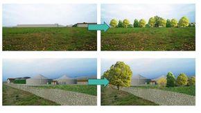 Biogas a Valmadonna, progetto ridimensionato: area più piccola e meno traffico