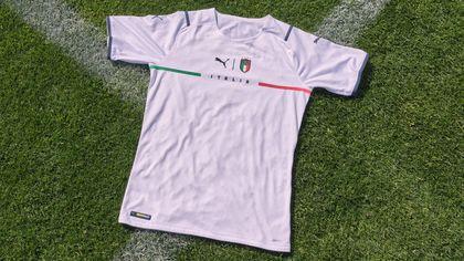 Nazionale, Puma presenta la nuova maglia Away dell'Italia
